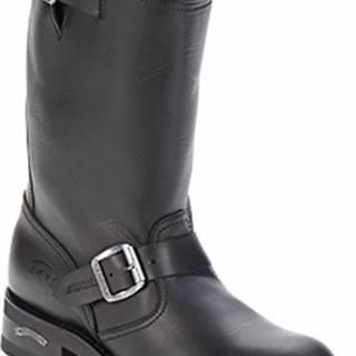 Sendra boots Kotníkové boty OWEN Černá