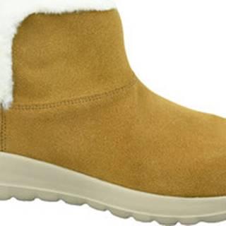 Skechers Zimní boty On The Go Joy Bundle Up 15501-CSNT ruznobarevne