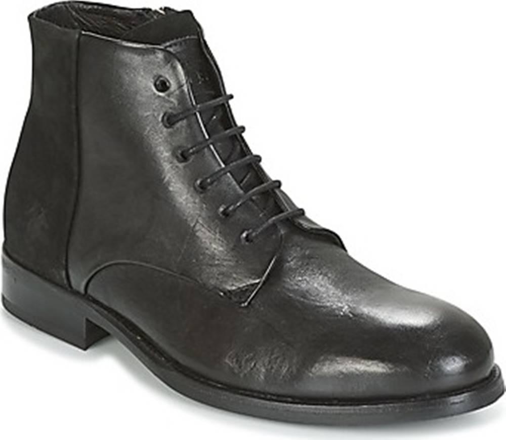Kost Kost Kotníkové boty MODER Černá