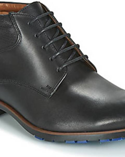 Černé boty Lloyd
