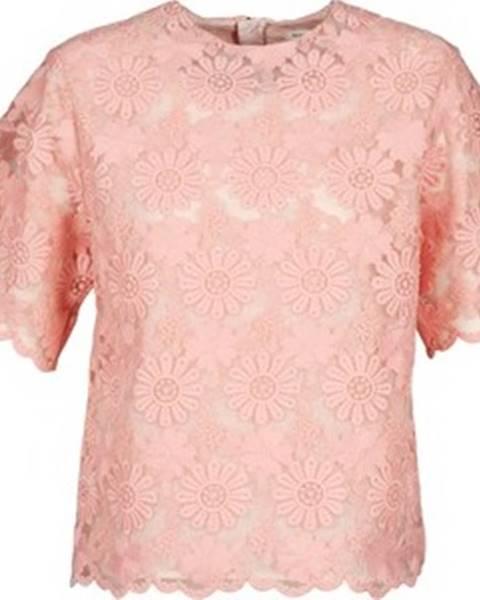 Růžová halenka Manoush
