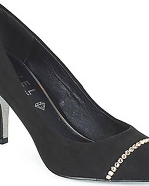 Černé boty Ravel