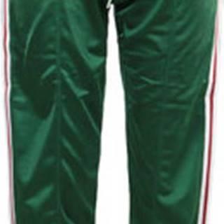 Champion Teplákové soupravy Straight Hem Pants Zelená