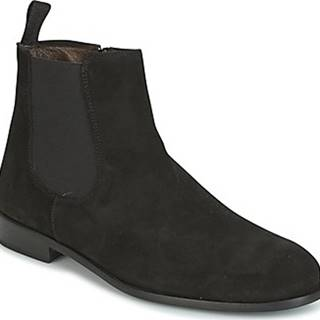 So Size Kotníkové boty HUPA Černá