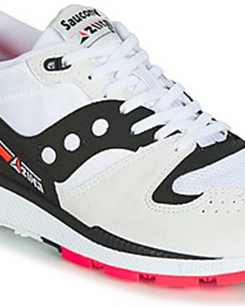 Bílé tenisky Saucony