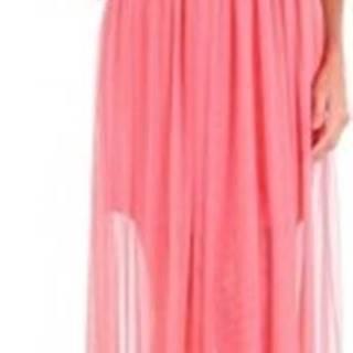 Compagnia Italiana Společenské šaty C190289 Růžová
