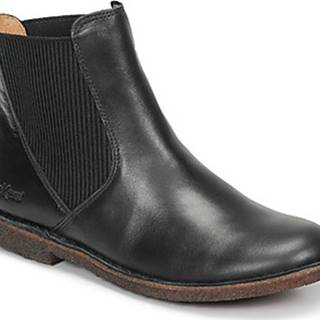 Kickers Kotníkové boty TINTO Černá