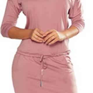 Numoco Šaty Dámské šaty 13-105 ruznobarevne