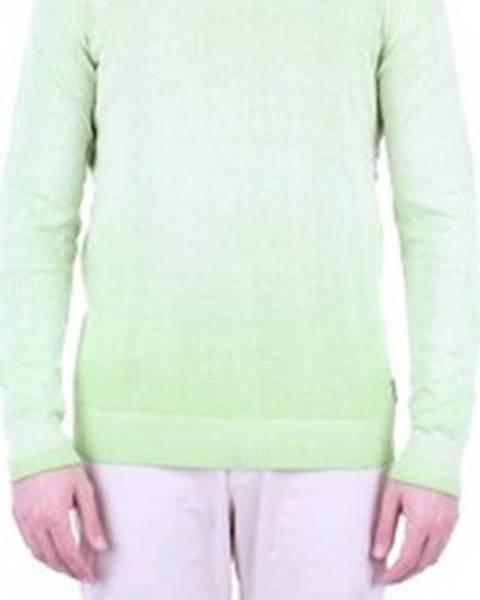 Zelený svetr Replay