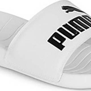 Puma pantofle POPCAT Bílá