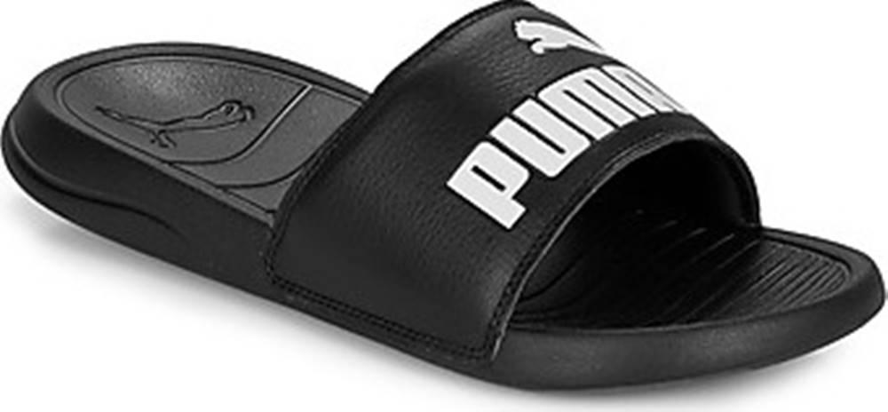puma Puma pantofle POPCAT Černá