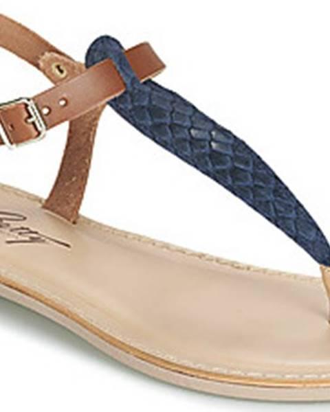 Modré sandály Betty London