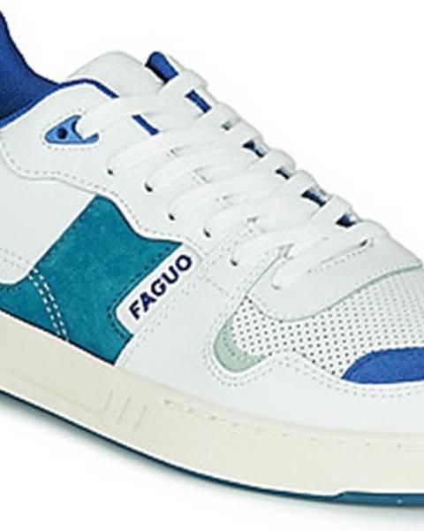 Bílé tenisky Faguo