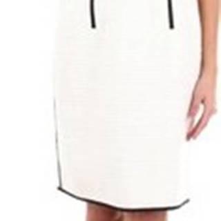 Moschino Krátké šaty 04256116 Béžová