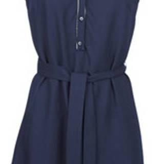 One Step Krátké šaty TINA Modrá
