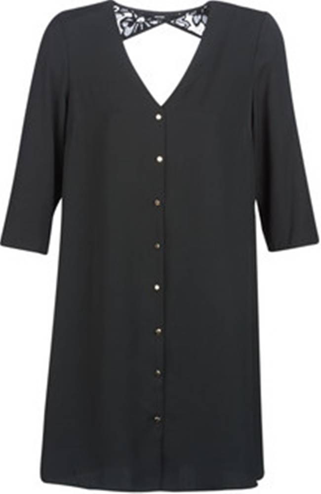 vero moda Vero Moda Krátké šaty VMRICKY Černá