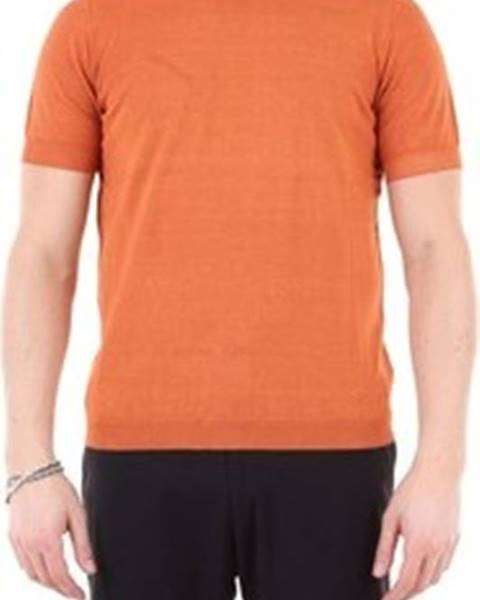 Oranžové tričko HERITAGE
