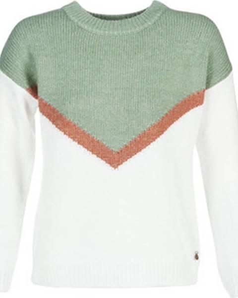Bílý svetr roxy