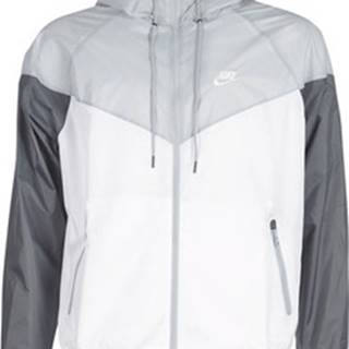 Nike Větrovky NIKE SPORTSWEAR WINDRUNNER Bílá