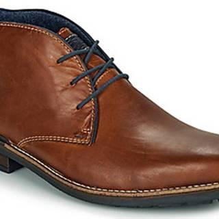 Rieker Kotníkové boty F1310-26 Hnědá