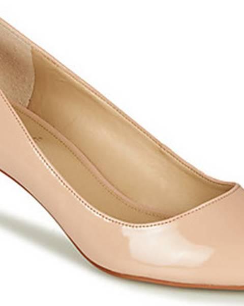 Béžové boty André