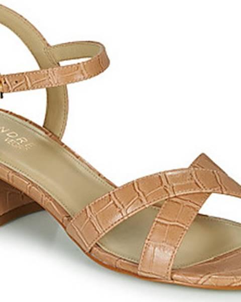 Béžové sandály André