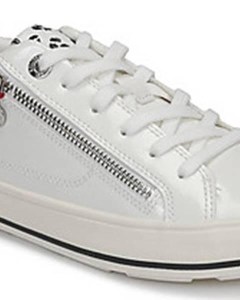 Bílé tenisky s.oliver