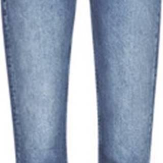 Pepe jeans Rifle rovné MARY REVIVE Modrá