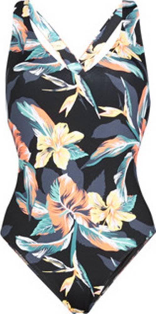 roxy Roxy jednodílné plavky BEACH CLASSICS ONE PIECE Černá