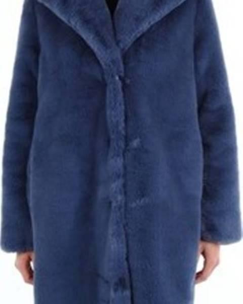 Modrá bunda Be Blumarine