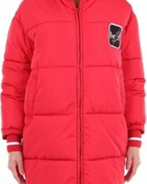 Červená bunda Be Blumarine