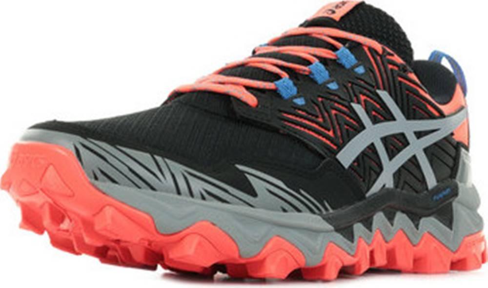 Asics Asics Běžecké / Krosové boty Gel FujiTrabuco 8 Černá