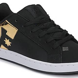 DC Shoes Tenisky COURT GRAFFIK Černá