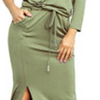 Numoco Krátké šaty Dámské šaty 220-1 ruznobarevne