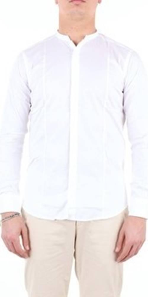 Messagerie Messagerie Košile s dlouhymi rukáv 011406T09337 Bílá