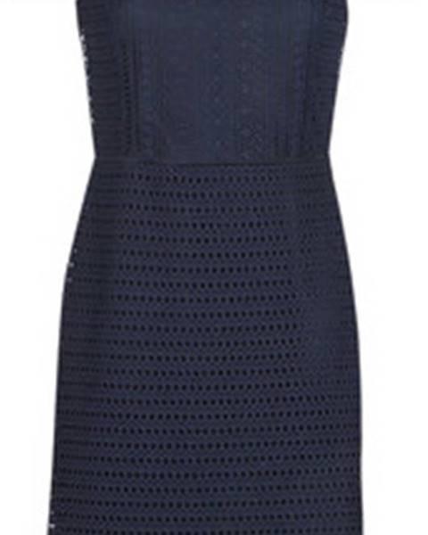 Modré šaty lauren ralph lauren