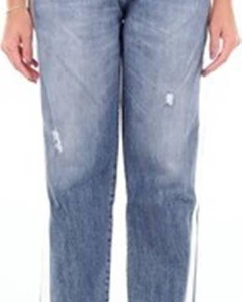 Modré kalhoty Pto5
