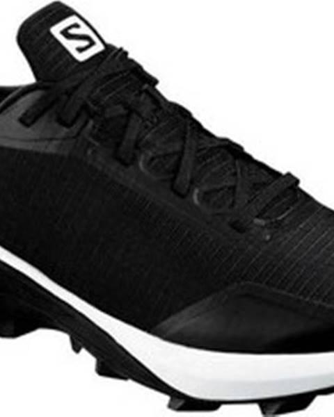 Černé boty Salomon