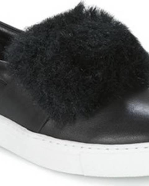 Černé boty Les Tropéziennes par M Belarbi