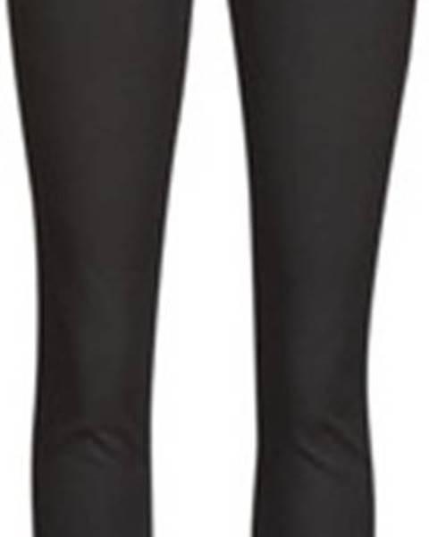 Černé kalhoty Emporio Armani