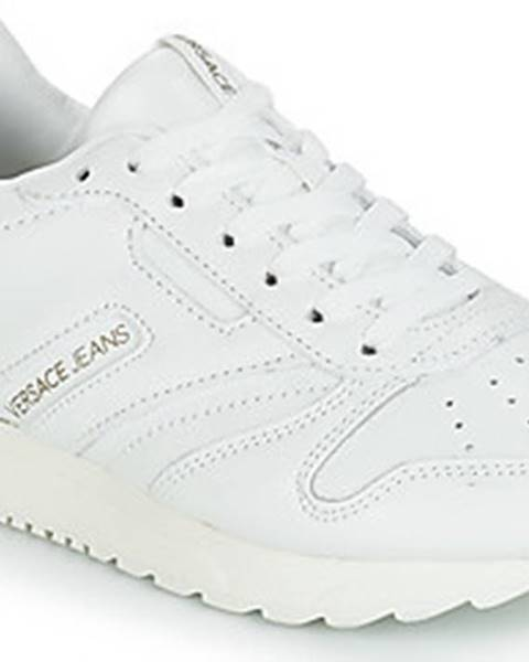 Bílé tenisky Versace Jeans Couture