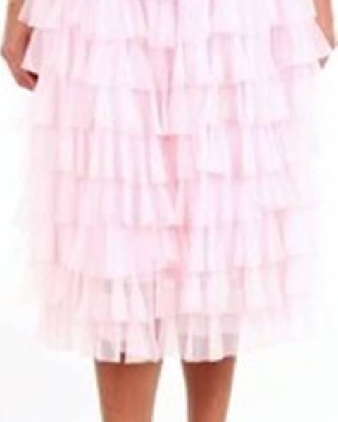Růžová sukně Blugirl