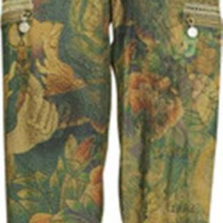Desigual Ležérní kalhoty CORFU ruznobarevne