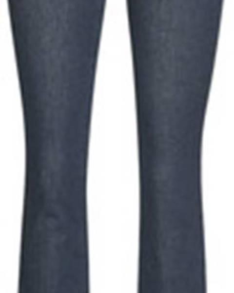 Modré kalhoty Benetton