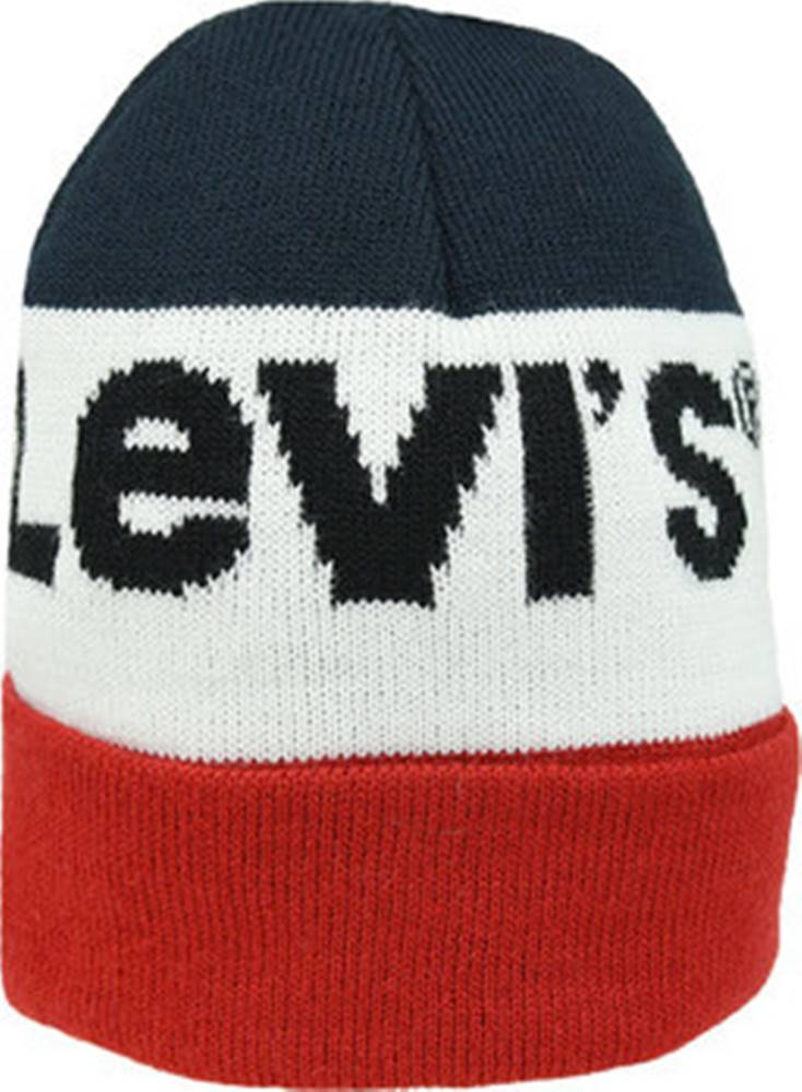 Levis Levis Klobouky Sportswear Logo Beanie 228857-11-17 ruznobarevne