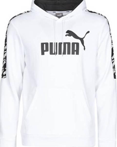 Bílá mikina puma
