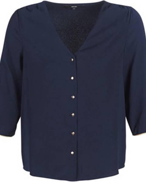 Modrá halenka vero moda