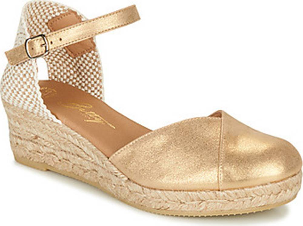 Betty London Betty London Sandály INONO Zlatá