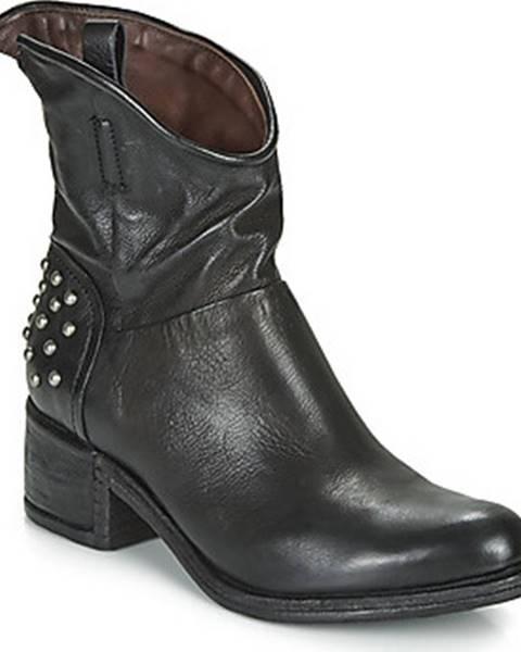 Černé boty Airstep / A.S.98
