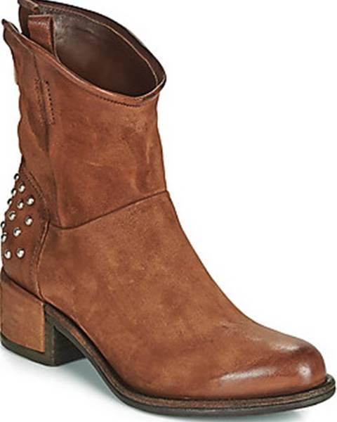 Hnědé boty Airstep / A.S.98